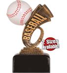 Baseball Resin